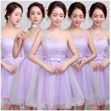 111501 Bridesmaid Dress promo (3 COLORS AVAILABLE)