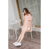 170228 READY STOCK Pregnant Mummy Plus size dress
