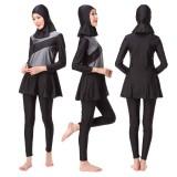 AURORA 10D Baju Renang Muslimah Swimsuit XS – 3XL FREE SHIPPING