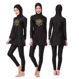 AURORA 10H Baju Renang Muslimah Swimsuit XS – 3XL FREE SHIPPING