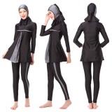 AURORA 10C Baju Renang Muslimah Swimsuit XS – 3XL FREE SHIPPING