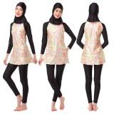 AURORA 10A Baju Renang Muslimah Swimsuit XS – 3XL FREE SHIPPING