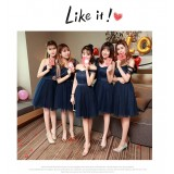 ELFBOUTIQUE 170503 BRIDESMAID DRESS/ EVENING GOWN/SHORT DRESS