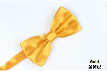 ELFBOUTIQUE 170504 Men's Bowtie Minimum Purchase 4pcs (22COLORS AVAILABLE)