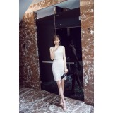 ELFBOUTIQUE 410009 Korean Fashion Clubbing Off Shoulder Dress Dinner Dress Lace Dress FREE SHIPPING (3 COLORS AVAILABLE)