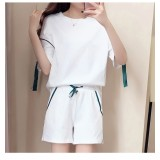 ELFBOUTIQUE 51003 Plus size sporty Top + Short FREE SHIPPING (2 COLORS AVAILABLE)