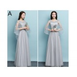 ELFBOUTIQUE 201727 Bridesmaid Long Dress/ Evening Gown FREE SHIPPING