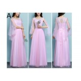 ELFBOUTIQUE 201728 Bridesmaid Long Dress/ Evening Gown FREE SHIPPING