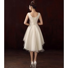 019 ELFBOUTIQUE Premium Bridesmaid Dinner Gown/ Dress FREE SHIPPING/ white, red, light champagne
