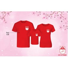 180101 Charity Campaign Sport Tee Microfiber Chinese New Year