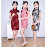 66001 Kids Cheong Sam/ Chinese Traditional Wear/ New Year Retro Wear