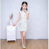 66005 KIDS CHEONG SAM/ CHINESE TRADITIONAL WEAR/ NEW YEAR RETRO WEAR