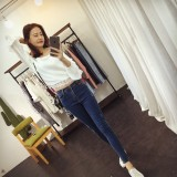 171246 AURORA Jeans Long Pants Pencils Denim