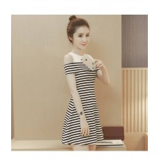 180312 ELF BOUTIQUE Imported Off Shoulder Dress/ Ready stock