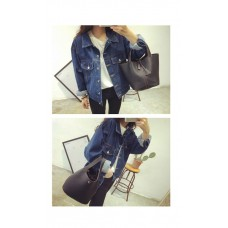 180403 AURORA Jeans Jacket