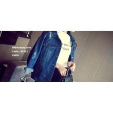 180513 Aurora Jeans Jacket