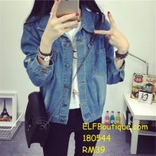 180544 AURORA Jeans Jacket