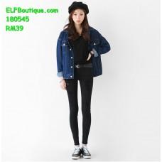 180545 AURORA Jeans Jacket