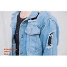 180548 AURORA Jeans Jacket