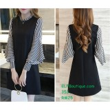 353 AURORA PREMIUM QUALITY LONG SLEEVE BLOUSE/TOP