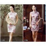 1501 READY STOCK FACTORY CLEARANCE SALES CHEONGSAM