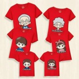 181060 FAMILY SET TSHIRT