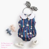 190303 European Stylish Girl's Romper