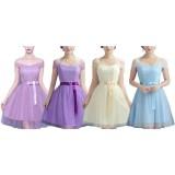 180522 Dress Evening Dress Sister Dress Ready Stock