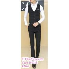 191018  Wedding Brother's 4pcs set Apparel Vest Pants Shirt Bow Tie Navy Blue Wine Red Black Plus Size S to 6XL