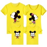 191273 Mouse Year Chinese New Year Couple Family T-Shirt 11 Colours