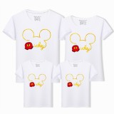 191276 Mousy Year Chinese New Year Couple Family T-Shirt 10 Colours