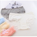 200221 Ladies Cotton Panties 6Pcs Set